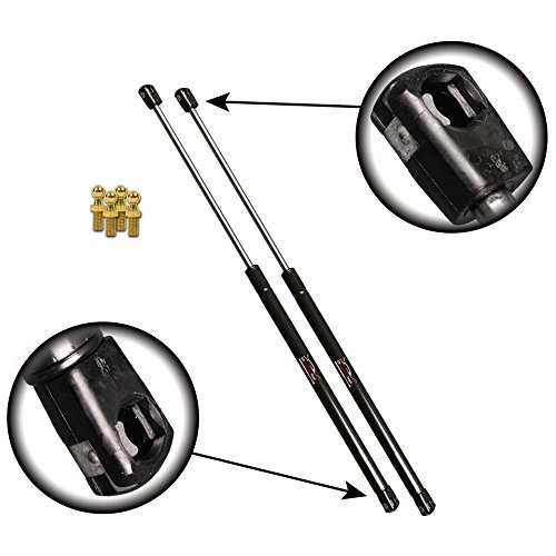 (Qty (2) Subaru Impreza Outback 2002 2003 2004 2005 2006 2007 Wagon Tailgate Lift Supports, Struts Strong Arm 6215)
