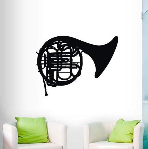 Amazon Ansynyトロンボーン楽器ウォールステッカー家の装飾