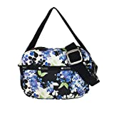LeSportsac Essential Cafe Convertible Mini Crossbody, Flower Cluster
