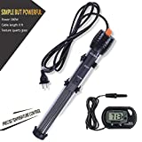 Orlushy Submersible Aquarium Heater 300W-Fish