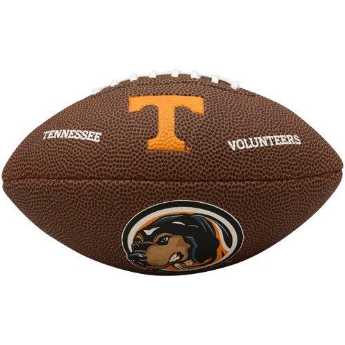 Wilson NCAA Tennessee Volunteers Team Football, Mini, Brown - Tennessee Volunteers Brown Football