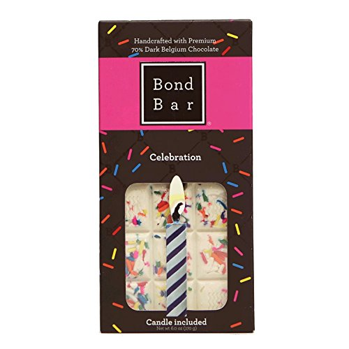 Amazon Bond Bar 70 Belgian Dark Chocolate
