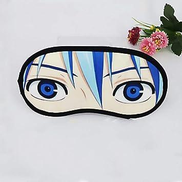 YANZHAOLIN Mascarilla para Dormir-Gafas De Anime Máscara ...