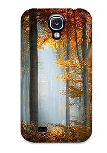Austin B. Jacobsen's Shop 1118241K20154408 TashaEliseSawyer Scratch-free Phone Case For Galaxy S4- Retail Packaging - Forest