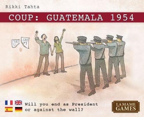 Coup: Guatemala 1954: Amazon.es: Juguetes y juegos