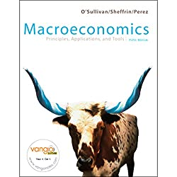 VangoNotes for Macroeconomics: Principles, Applications, and Tools, 5/e