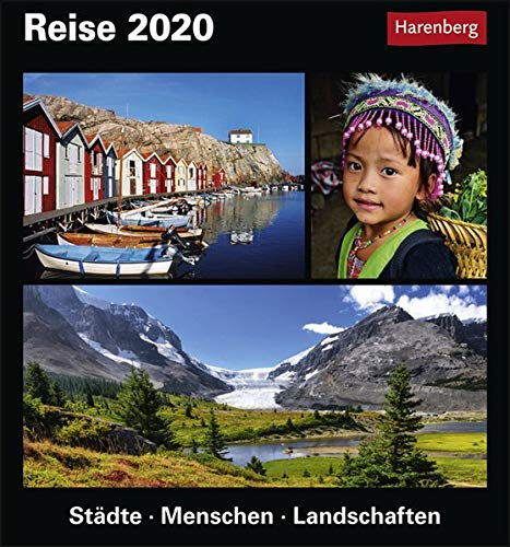 Reise. Kalender 2020 [German]
