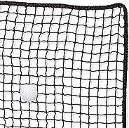 Sports Practice Barrier Net, Weatherproof Golf Practice Netting, Baseball Backstop Nets, for Outdoor Multispor