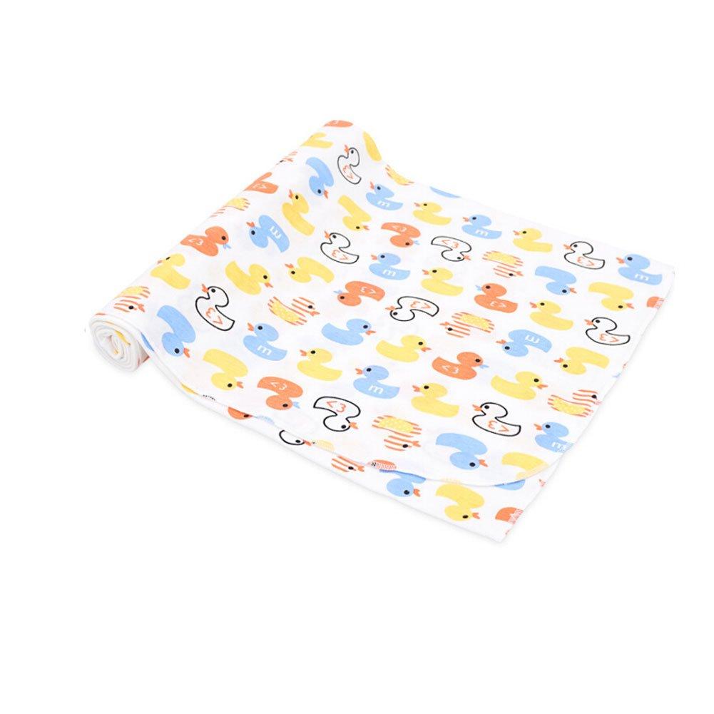 CuteOn Neugeborene Swaddle Baby Receiving Blanket - 100% Baumwolle - Super Weich für Baby Duschengeschenk