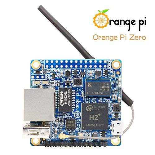 (Orange Pi Zero Single Board Computer with Quad Core ARMv7 DDR3 (512MB))