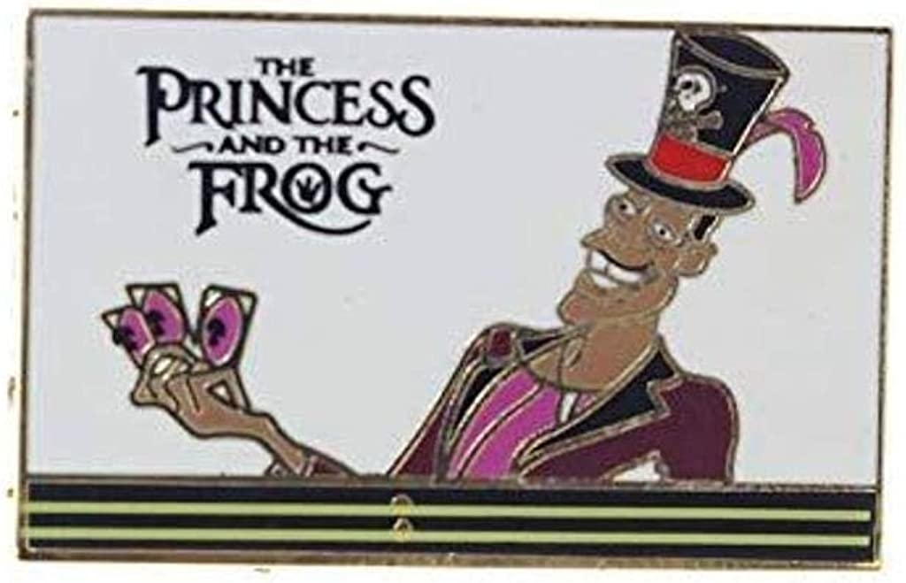 Disney Dssh Limited Edition Of 400 Villain Puzzle Marquee Dr Facilier From The Princess And The Frog Only Pin Amazon Ca Clothing Accessories
