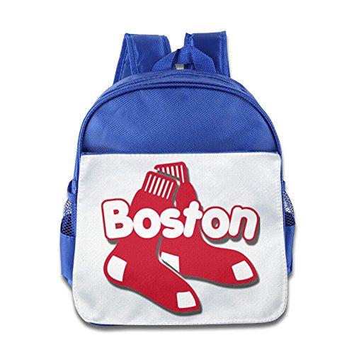 [Huma Boston Red Socks Kid Pre-school Daypack RoyalBlue] (Forrest Gump Kid Costume)