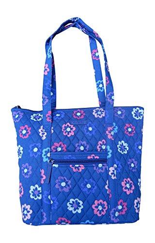 - Vera Bradley Villager Tote Bag, Ellie Flowers