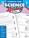 Common Core Science 4 Today, Grade 2, Natalie Rompella, 1483811255