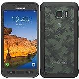 Samsung Galaxy S7 Active G891A 32GB GSM Unlocked - Camo Green