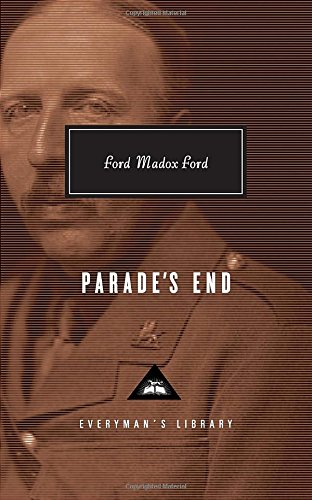 Book cover for Parade's End