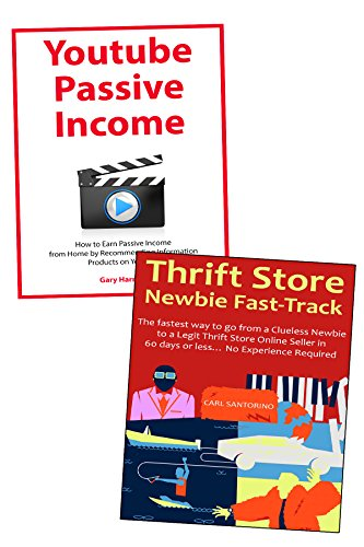 YouTube Thrift Store: 2 Ways to Make Money Online While Working at Home. YouTube Affiliate & Thrift Store Marketing.