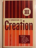 Symposium on Creation, , 0801068924