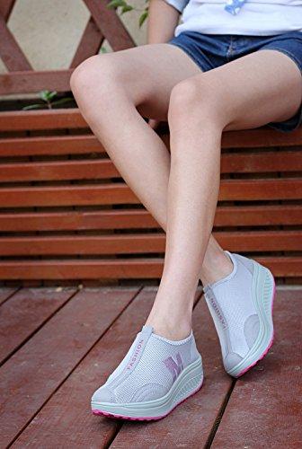 donna Sneaker Grau 4 Sneaker Grau 4 4 Sneaker donna Solshine Solshine donna Solshine Solshine Sneaker Grau donna p0qAx06wg