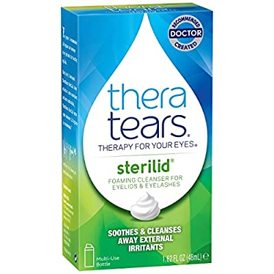 Thera Tears Sterilid Cleaning Gel, .5 Ounce