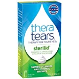 TheraTears Sterilid Eyelid Cleanser, Multi Value 4 Pack ( 6.48 FL OZ Total ) Thera-et