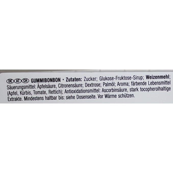 Trolli Sour Strips Strawberry 1200g: Amazon.co.uk: Grocery