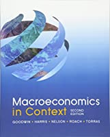 Macroeconomics in Context, 2nd Edition Front Cover