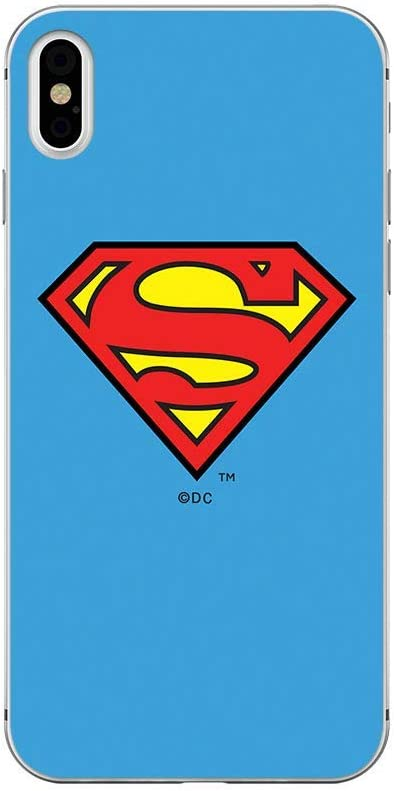 Original DC Handyh/ülle Superman 004 iPhone XR Phone Case Cover