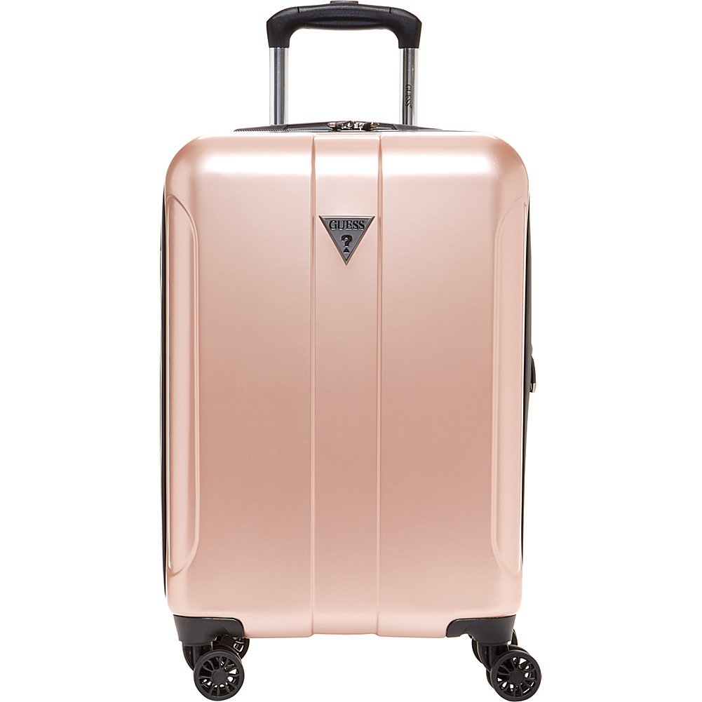 Guess Lustre 2-20'' Spinner 8-Wheeler, Rose Gold Metallic