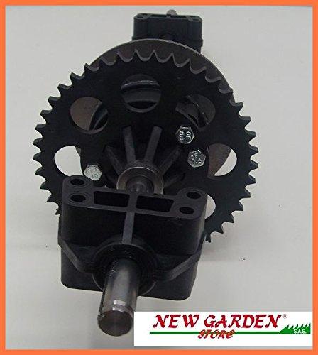 Diferencial Tractor cortacésped 118400971/1 GGP Alpina Stiga ...