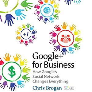 Google+ for Business Hörbuch