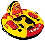 SportsStuff 52-1501 Trek N Tube 1-Rider Inflatable Marine Lounge
