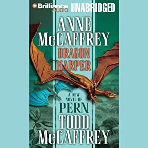 Dragon Harper Audiobook