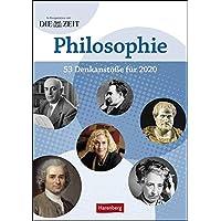 DIE ZEIT Philosopie 2020 25x35,5cm