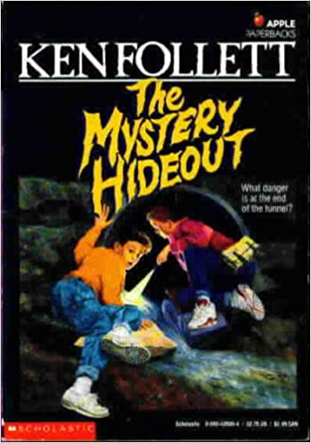 Resultado de imagen de The Mystery Hideout by Ken Follett