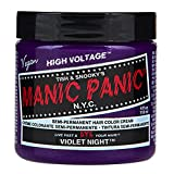 Violet Night Purple Manic Panic 4 Oz Hair Dye