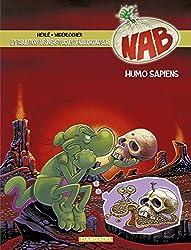 Tribulations apeupréhistoriques de Nabuchodinosaure (Les) - tome 4 - Humo Sapiens