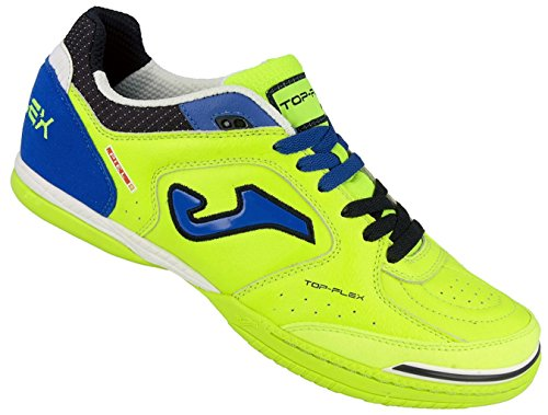 Gelb Flex Futsal Chaussures Top Mixte Adulte Joma De v0Pqxa