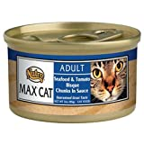 American Distribution 10059770 Max 3 Oz Seafood Cat Food