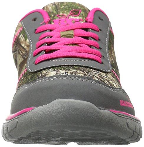 Realtree Dameskendra Klimschoen Hot Pink / Extra Groen