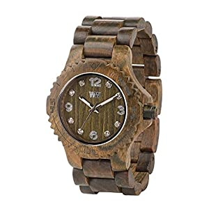 Wewood Men's Deneb Wood Wooden Watch (Army Green)