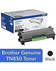 Brother Genuine TN850 High-Yield Black Toner Cartridge