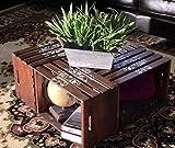 Henna Tattoo Storage Pallet Crate
