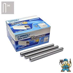 Cable lornamead R36 14 mm 5000 grapas caja