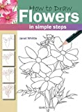 img - for Search Press Books-How To Draw Flowers book / textbook / text book