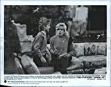 Historic Images - 1987 Press Photo Danny Pintauro & Judith Light in Who's The Boss?