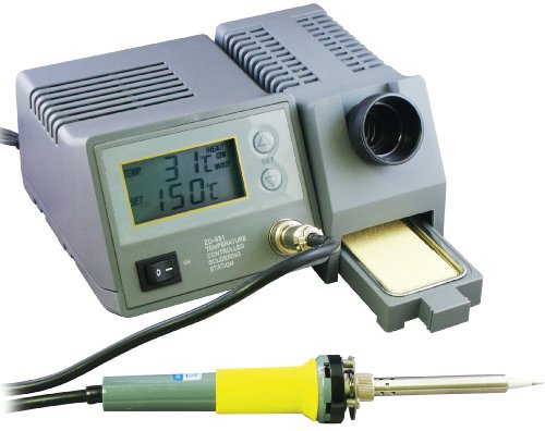 Elenco ZD931 Soldering Station Deluxe Temperature (Wtcpt Soldering Station)