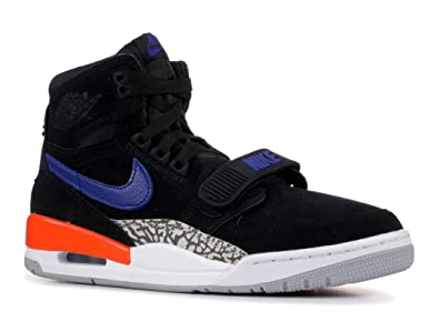 44a4d845caa0 Nike Air Jordan Legacy 312, Chaussures de Fitness Homme, Multicolore  (Black/Rush
