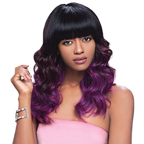 It's a Wig Synthetic Hair Wig - Taylor (#1B) -