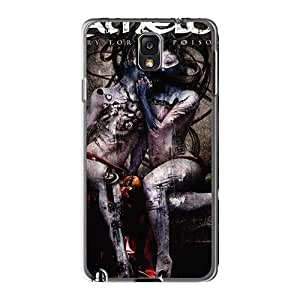Samsung Galaxy Note3 Gax7889frtH Allow Personal Design Fashion Kamelot Band Pattern Protective Hard Cell-phone Case -KevinCormack